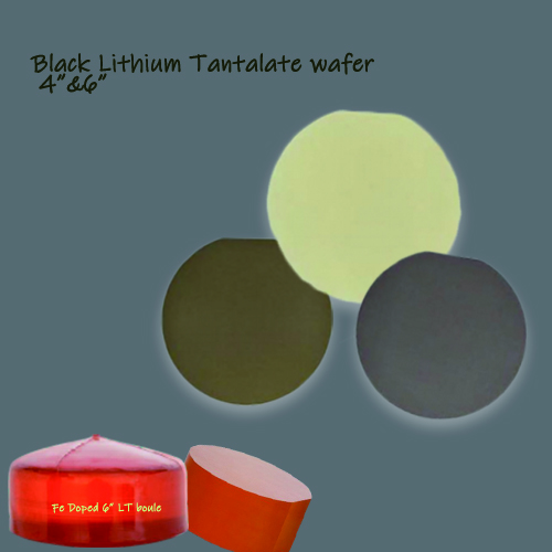 Lithium Tantalate wafer SAW grade